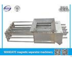 Silicate High Gradient Magnetic Separator Electrostatic Separators 380v
