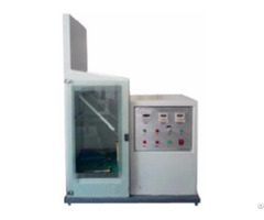 Big 45°method Suture Flame Contact Times Tester