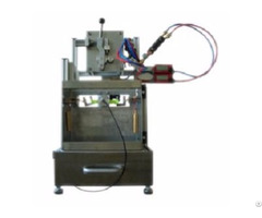 Protective Clothing Molten Metal Splashes Impct Resistance Tester