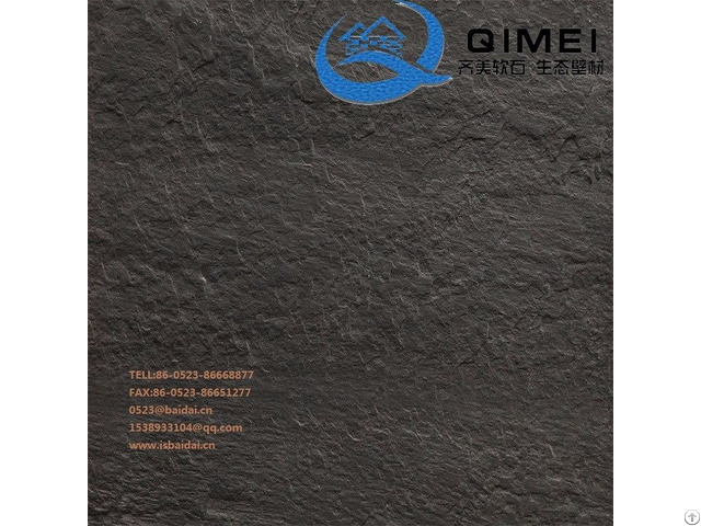 Decoration Slate Full Body And Alkali Free