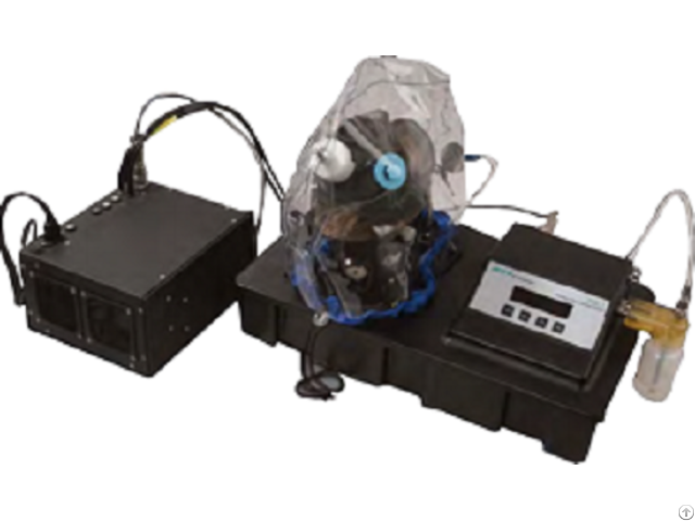 Protective Mask Leakage Tester