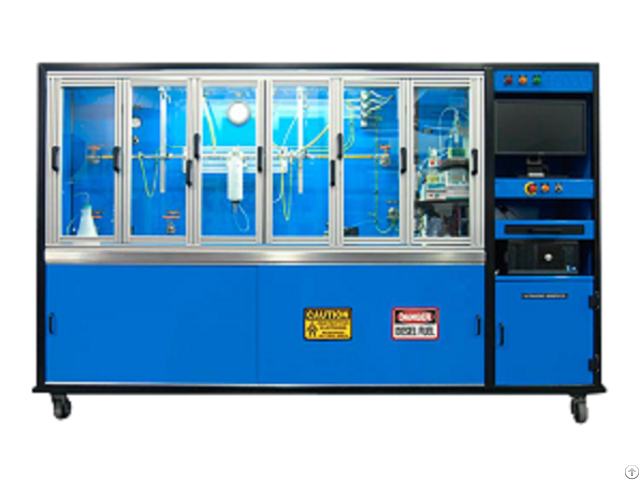 Advanced Multi Specification Fuel Water Separator Test Station