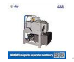 Multi Function Wet Magnetic Separator For Rare Earth Ore 1400dca 380acv