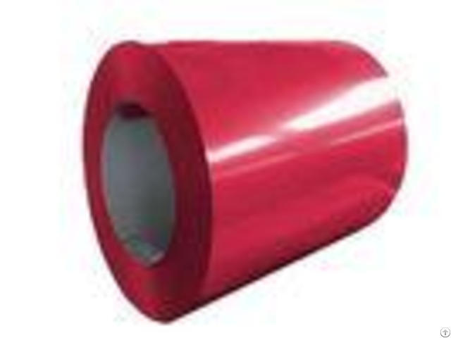 Colour Painted 1100 1050 1060 3003 5052 8011 Aluminum Coil For Acp And Roofing With Pe Or Pvdf