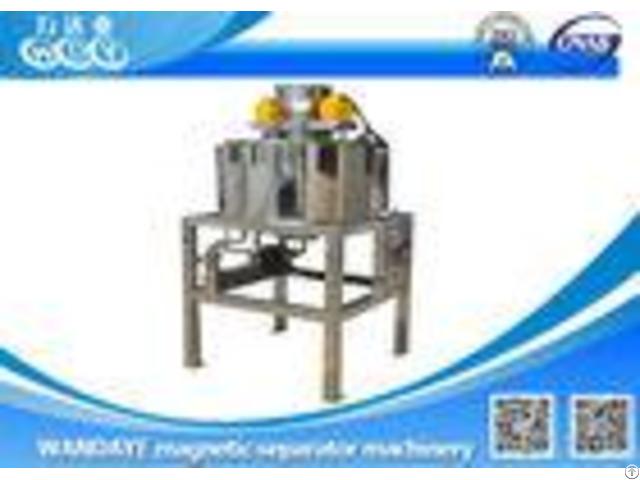 3t 380acv 20dca Electromagnetic Separator For Quartz Beneficiation