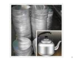 Kettle Material Aluminium Cutting Disc Deep Drawing Aluminum Circle 1050 1060 3003