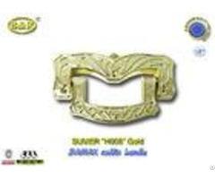 Ref H008 Gold Size 19 X 11 Cm Casket Handles Zinc Alloy Coffin Accessories