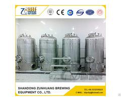 5000l Wine Fermentation Tank