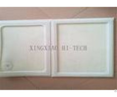 White Grey Transparent Silicone Rubber Sheet For Vacuum Press Thickness 1 15mm