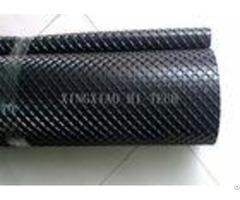 Anti Skid 10 80 Natural Rubber Pattern Conveyor Belt For Mining Industry