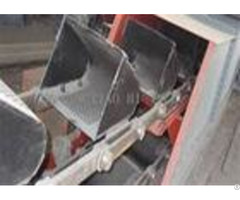 Black Bucket Bag Type Elevator Conveyor Belt Width 500 1800mm Rohs Approval