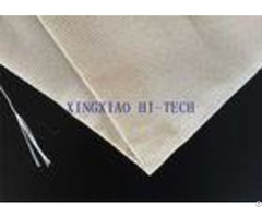 Sgs Certificated Thermal Insulation Fireproof Fiberglass Fabric Steel Wire Reinforced