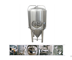 2000l Stainless Steel Beer Conical Fermenter