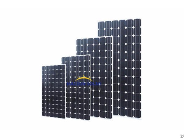 A Grade Quality Mono Crystalline Solar Panel 330w Pv Panels