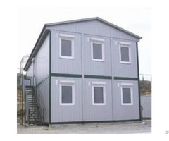 Prefabricated Modular Building House Container