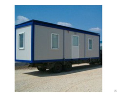 Prefabricated Container Houses