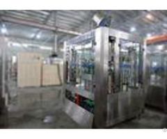 Carbonated Beer Filling Machine Blotting Equipment 4000bph Capacity Compact Structure