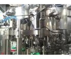 330ml 350ml 500ml Beer Counter Pressure Bottle Filler Machine5000 Bph Capacity