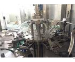 750ml Beer Filling Machine Sus 304 12 Valve Heads 2000 Bottle Per Hour Speed