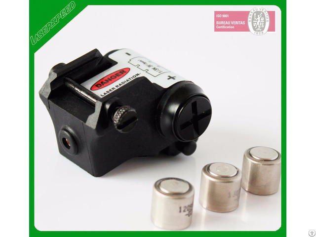 Laser Sight And Flashlight Combo