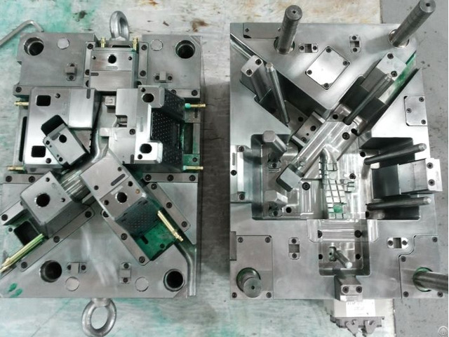 One Stop Factory For High Precision Plastic Injection Mold And Molded Products
