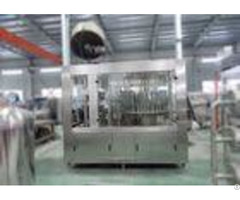 Electric 110 V Can Filling Equipmenthigh Speed For Beverage Carbonated Drink