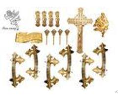 Funeral Decoration Casket Handles H9001 Adult Coffins And Caskets Accessories