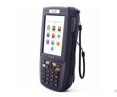 Rfid Uhf Handheld Industrial Pda For Barcode Scanning Terminal Autoid U8
