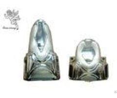 Funeral Decoration Casket Corners 5# With Metal Bar Silver Pp New Material