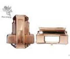 American Style Funeral Coffin Accessories Customized Copper Casket Hardware Kit