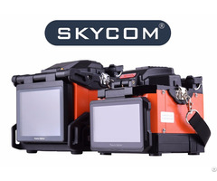 Skycom Next Generation Fiber Fusion Splicer T 307 Series