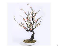 Silk Plum Blossoms