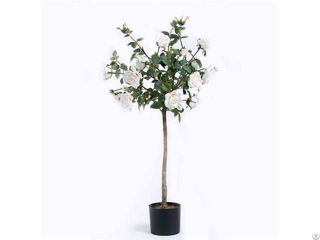 Artificial Rosa Chinensis