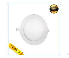 Simplicity Round Ultrathin Shape Led Panel Light