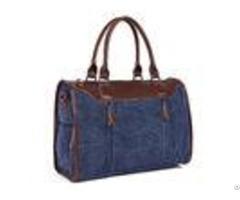 Work Laptop Smooth Zipper Cross Shoulder Bag For Short Distance Business Trip