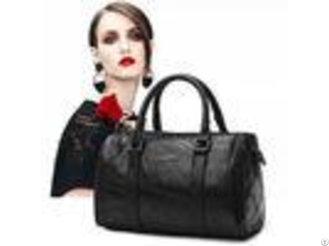 Portable Crossbody Messenger Fashion Ladies Handbags With Anti Scratch Leather