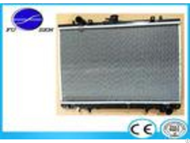 Customized Design Mitsubishi Radiator Replacement For L200 4d56t