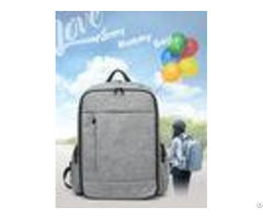 Large Capacity Baby Diaper Backpack With Aluminum Foil Insulation Layer