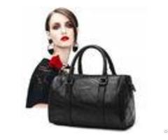 Portable Crossbody Messenger Fashion Ladies Handbags With Anti Scratch Leather