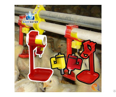 Poultry Nipple Drinker Automatic Water Line