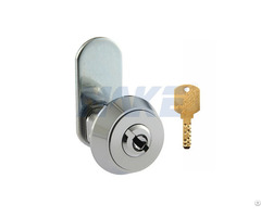 High Security Pin Tumbler Cam Lock With Dimple Key