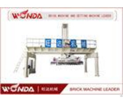 Fully Automatic Brick Stacking Machine Pneumatic Pressure Energy Saving Mpj4 0