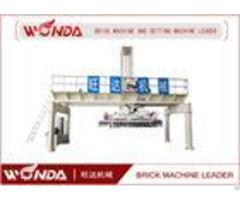 Fully Automatic Brick Stacking Machine Pneumatic Pressure Energy Saving Mpj4 0