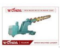 Durable Multi Bucket Excavator Machine Box Type Feeder Supply Brick Raw Material
