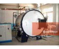 Industrial Vacuum Heat Treatment Furnace High Thermal Efficiency For Copper Material