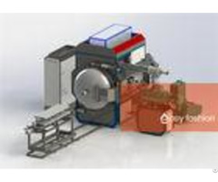 Stainless Steel Vacuum Heat Treatment Furnace For Vehicle Components