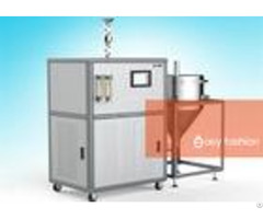 Atmosphere Controlled Industrial Microwave Furnace Lightweight Structure