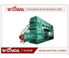 Wire Cut Interlocking Clay Brick Machine13000 18000 M H Production Capacity