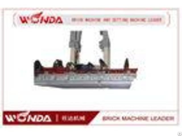 Hydraulic Pressure Brick Stacking Machine High Strength Industrial Aluminum Body