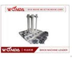 Robot Brick Moulding Machine Plc Central Control Type 22800 Pcs H Capacity